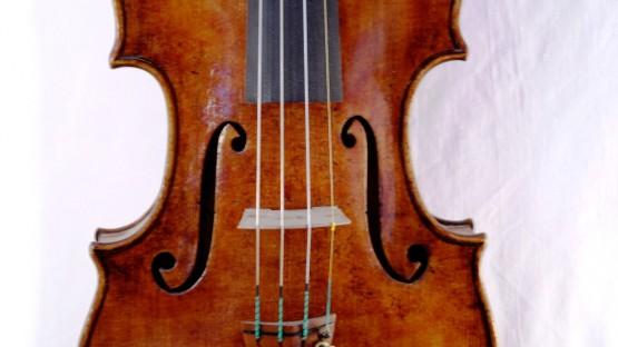 Violine nach del Gesù Decke Ole Bull