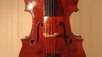 Cello nach Montagnana 1720 – Decke