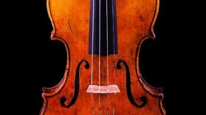 Violine nach del Gesù Lord Wilton Decke
