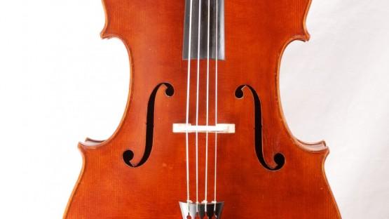 Cello nach Stradivari Mara Decke