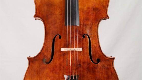 Cello eigenes Modell Gräter Decke